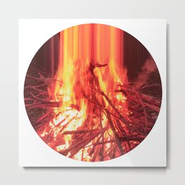 Autumn Rituals Metal Print