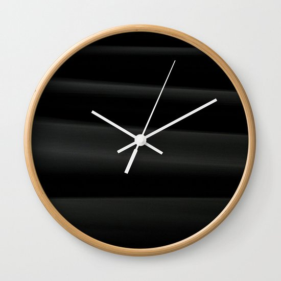 Darkness & Light Wall Clock