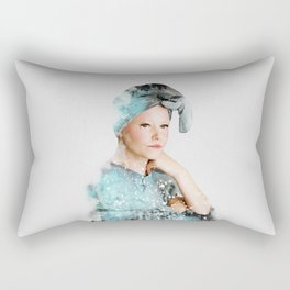 effie trinket Rectangular Pillow
