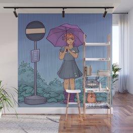 April Wall Mural