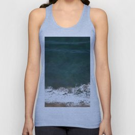 Wave Crash Unisex Tank Top