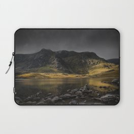 A Light in the Shadows Laptop Sleeve