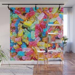 Gummy Bear Don't Care Wall Mural