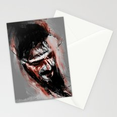 against Stationery Cards