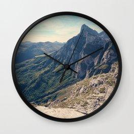 Picos Wall Clock