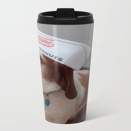 Odie the Doughnut Hound Travel Mug