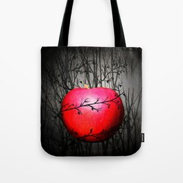 A Darker Time Tote Bag