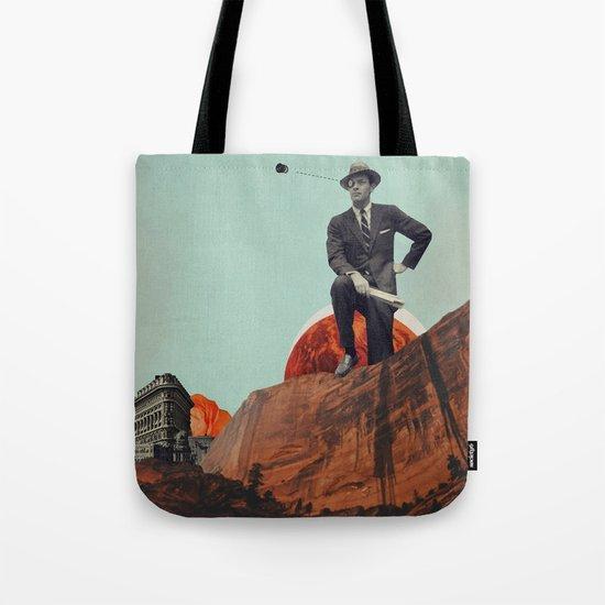 Observer Tote Bag