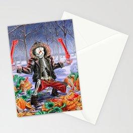 Wanna Smash Pumpkins? Stationery Cards