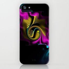 Whispers in the Night iPhone Case