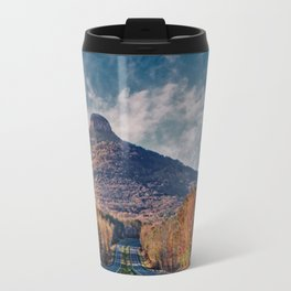 Pilot Mountain Travel Mug