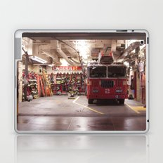 night rescue... Laptop & iPad Skin