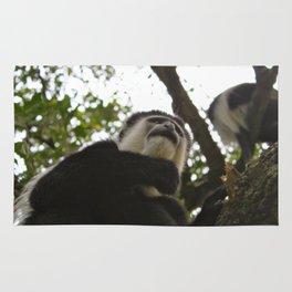 Monkeying Around Rug