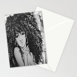 GoldenGirl Stationery Cards