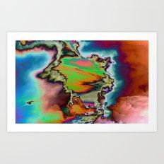 Dream Trippers Art Print