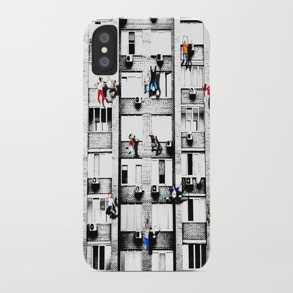 Jump, Jump Phone Case by Valentinahramov PCS8991382