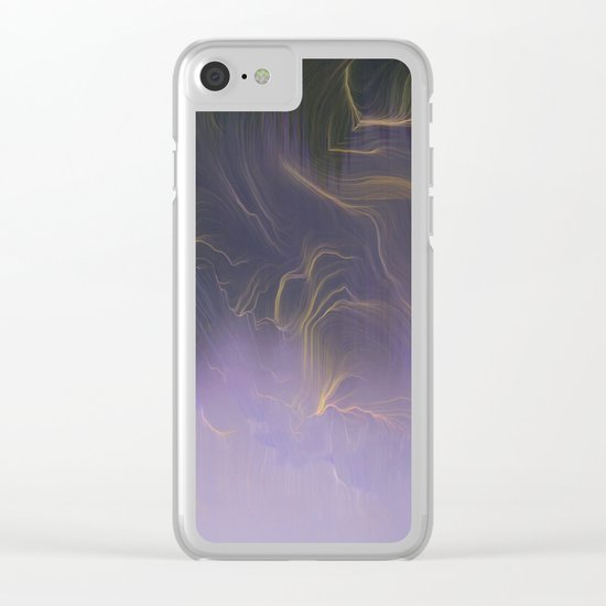 We Are Free Clear iPhone Case