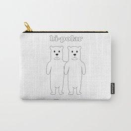 Bipolar Bears Carry-All Pouch