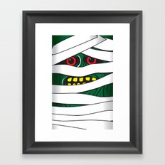 Mummy Framed Art Print
