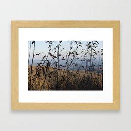 Falling For You Pt 2 Framed Art Print