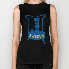 Sweden | Brass Pressure Stove Biker Tank
