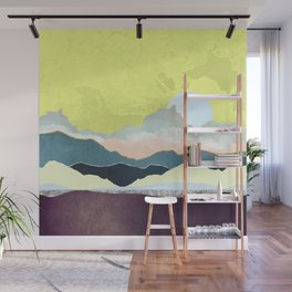 Pastel Afternoon Wall Mural