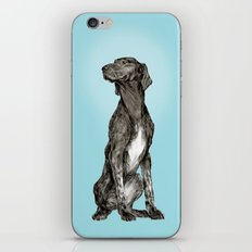 Pointers iPhone Skin
