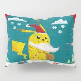 Santa Cover Pillow Sham
