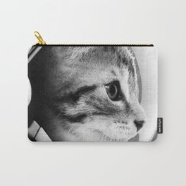 Astronaut Cat #3 Carry-All Pouch