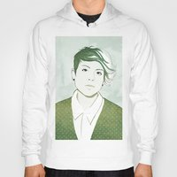 tegan and sara Hoodies featuring Tegan by GirlApe