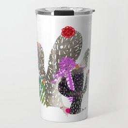 lovely cactus Travel Mug