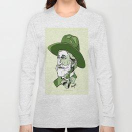 Verdi Italian composer of Opera Nabuco La Traviata Rigoletto Don Carlos Macbeth Falstaff Jerusalem Long Sleeve T-shirt
