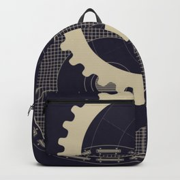 Technique pattern 2 Backpack