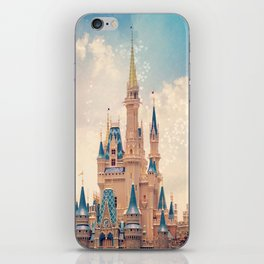 Cinderella's Castle iPhone Skin