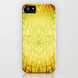 Challenge the Dragon iPhone Case