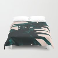 fly Duvet Covers featuring Fly away by Hanna Kastl-Lungberg