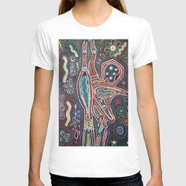 DANCING BROLGAS T-shirt