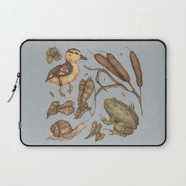 April Showers Laptop Sleeve