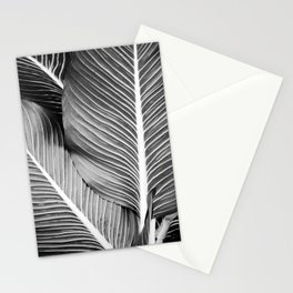 Tropical Leaf Stationery Cards