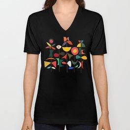 Klee's Garden Unisex V-Neck