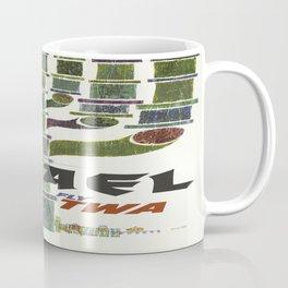 Vintage poster - Israel Coffee Mug