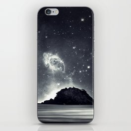 Island in the sea of eternity iPhone Skin