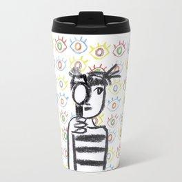 Cinema girl Travel Mug