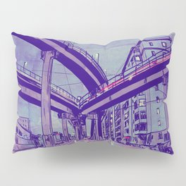 Rome by Night 1 Pillow Sham