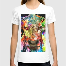 Cow Grunge T-shirt