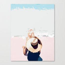 Sunseeker Canvas Print