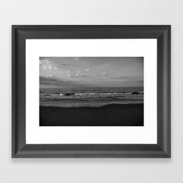 Calm III Framed Art Print