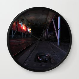 Chinook - Detailed Shot Wall Clock