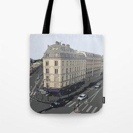 Paris I Tote Bag