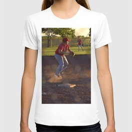 Baseball Action T-shirt